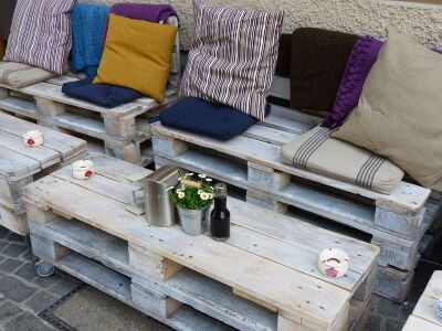 Asiento chill out